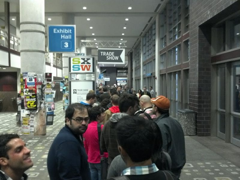 The Time Machine Technology Experience at SXSW